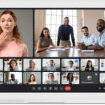 Tampilan Baru Google Meet Desktop
