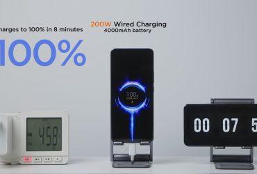 Xiaomi HyperCharge 200W