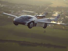 Mobil Terbang AirCar