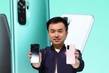 Alvin Tse dan Xiaomi Redmi Note 10