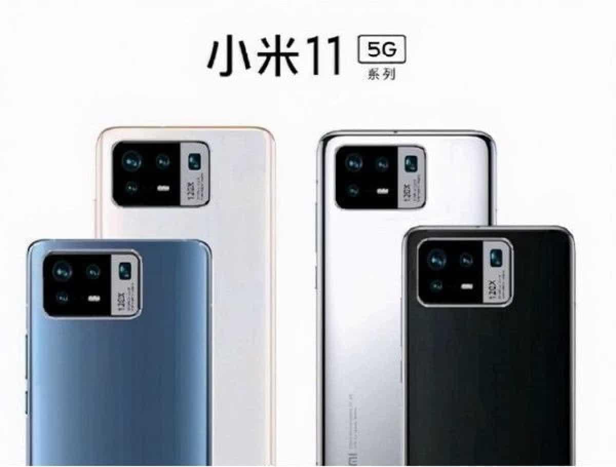Bocoran Poster Xiaomi Mi 11T