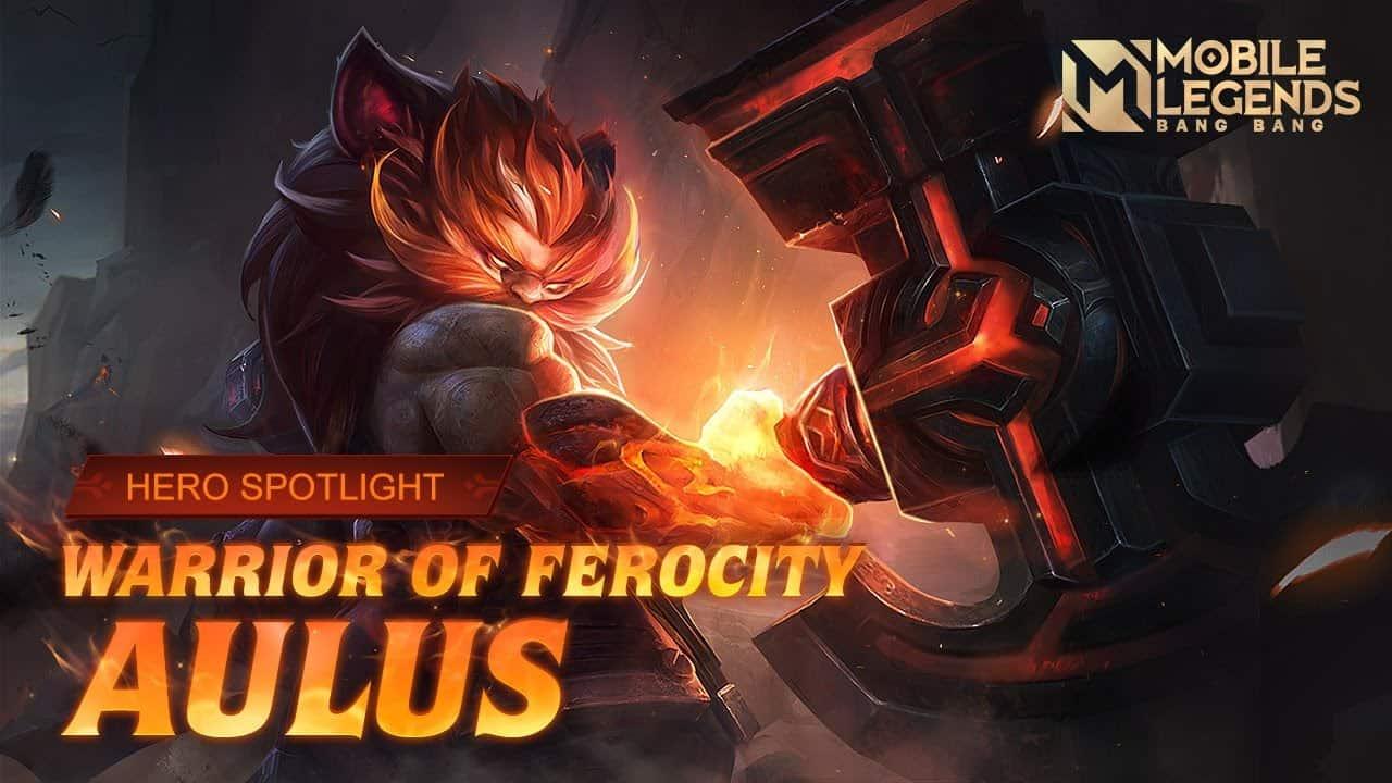 Hero Aulus Mobile Legends