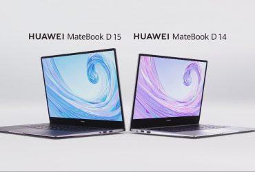 Huawei MateBook D14 dan D15