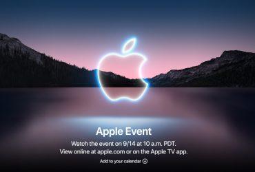 Banner Jadwal Apple Event 2021