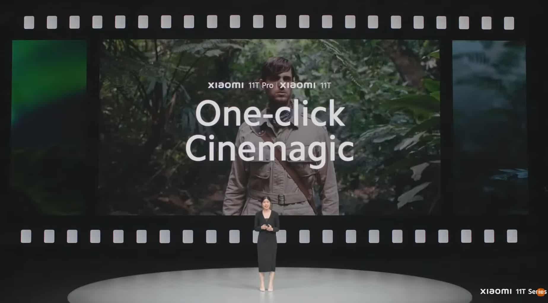 Fitur One-click Cinemagic