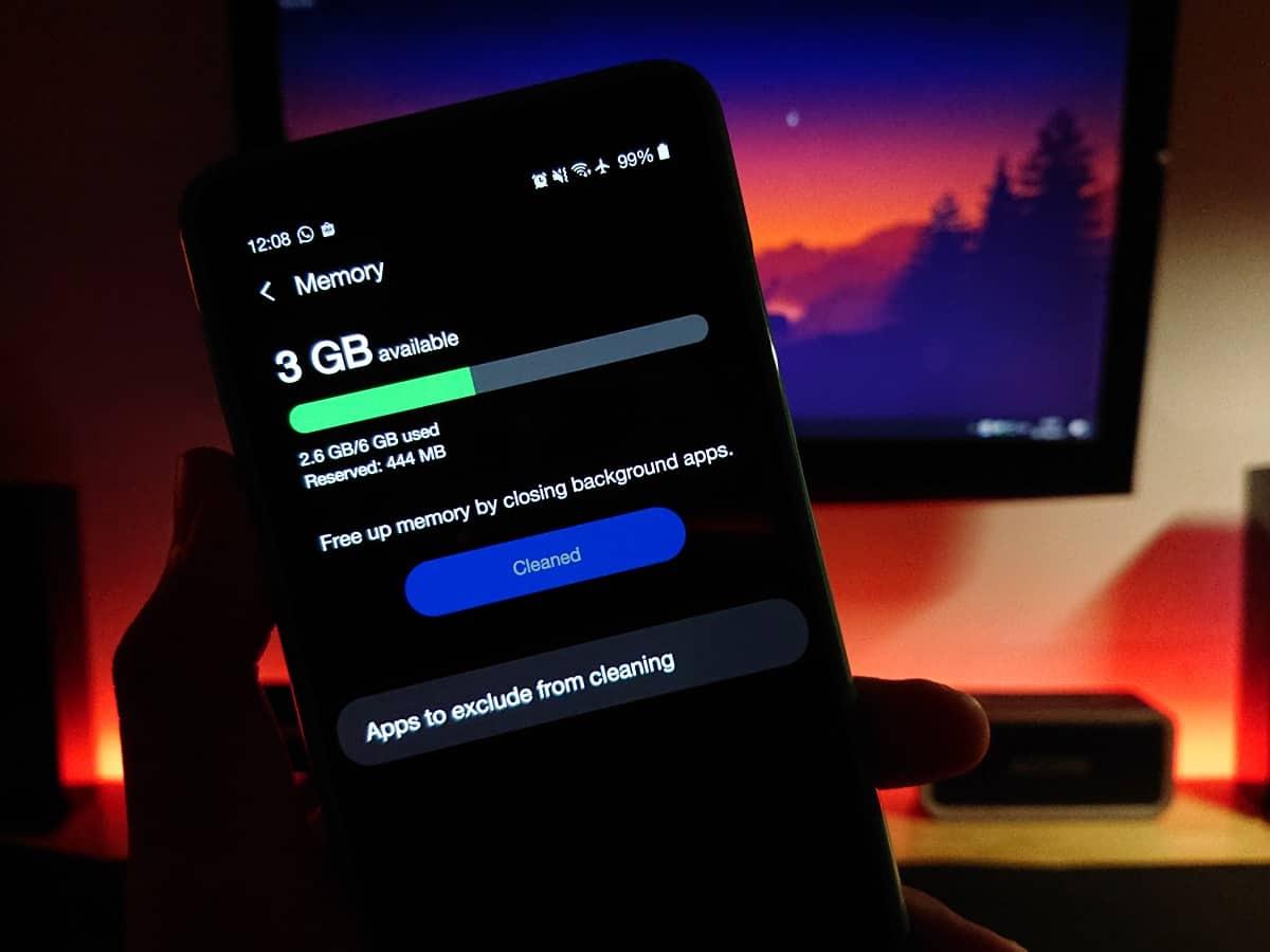 Ilustrasi RAM Smartphone