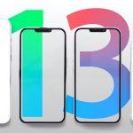 Ilustrasi iPhone 13