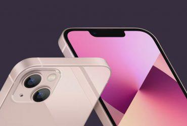 iPhone 13 Depan dan Belakang