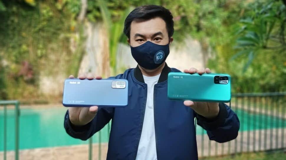 Alvin Tse dan Redmi Note 10 5G